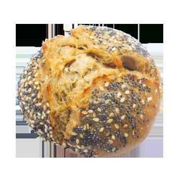 Dinkel-Potato-Brötchen