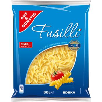 GUT & GÜNSTIG - Fusilli