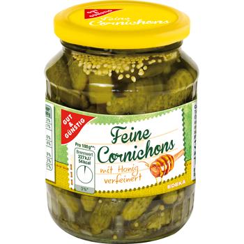 GUT & GÜNSTIG - Feine Cornichons