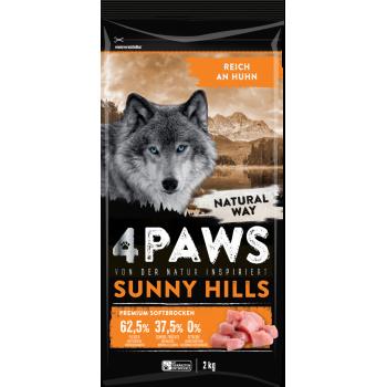 4 Paws Hundenahrung