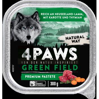 4 Paws Hunde Nassnahrung