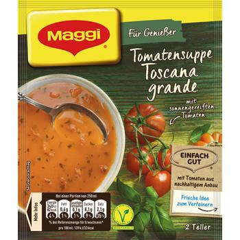Maggi Für Genießer Suppen oder Saucen