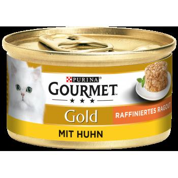 Gourmet Gold Katzennahrung