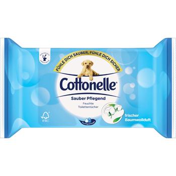 Cottonelle Toilettentücher
