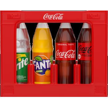 Coca-Cola*, Fanta oder Sprite