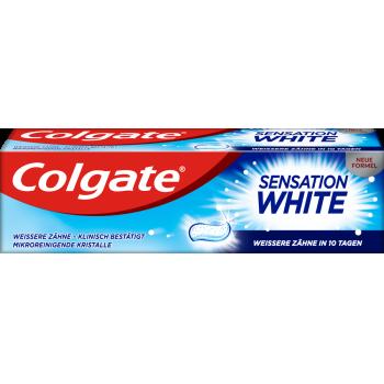 Colgate Zahncreme Max White oder Sensation White