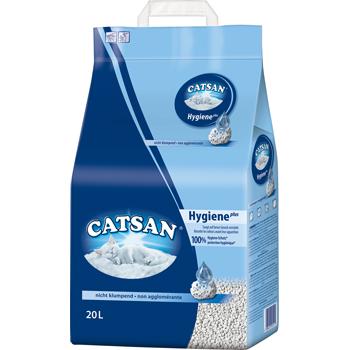 Catsan Hygiene oder Ultra Klumpstreu