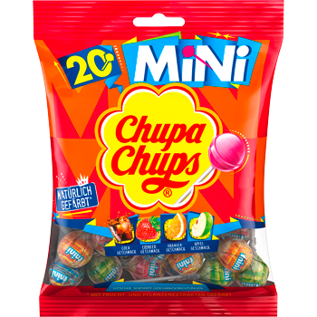 Chupa Chups Mini, Zungenmaler oder Sour Infernals