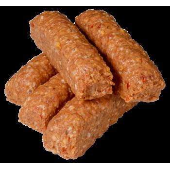 Cheeseburger-Röllchen