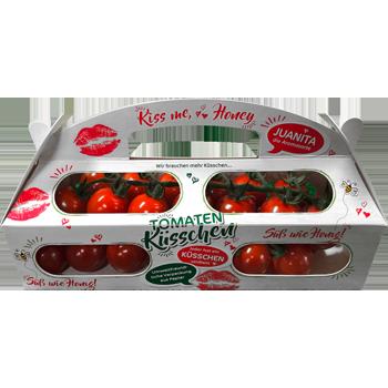 Niederlande - Cherry-Rispentomaten