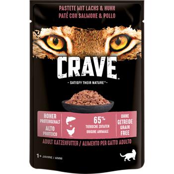Crave Katzennahrung