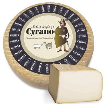 Cyrano Schaf & Ziegenkäse