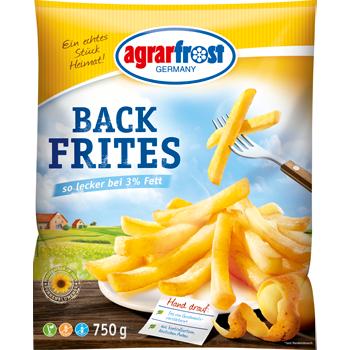 agrarfrost Frites