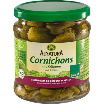 Bio Alnatura Cornichons