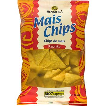 Alnatura Bio Mais Chips