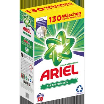 Ariel Vollwaschmittel oder Color