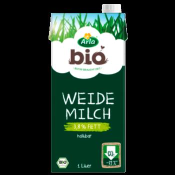 Arla Bio Haltbare Weidemilch