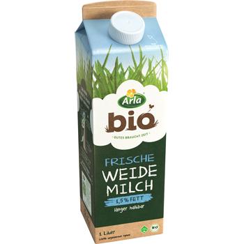 Arla Bio Frische Weidemilch