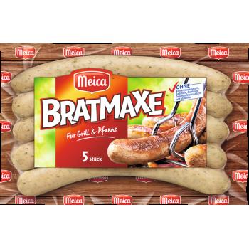 Meica Bratmaxe, Bratmaxe Gyros oder Bratmaxe Geflügel