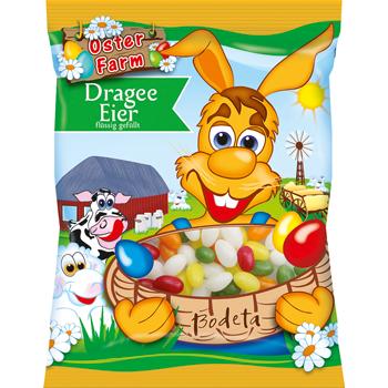 Bodeta Dragee-Eier