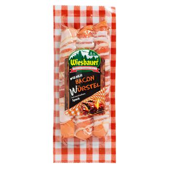 Wiesbauer - Wiener Bacon Würstel