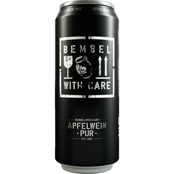 Bembel with care Apfelwein