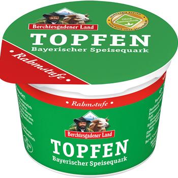 Berchtesgadener Land Topfen