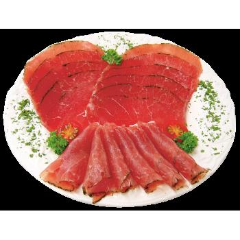 Beschneider - Graved Lachsfleisch