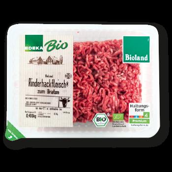 EDEKA Bio / Bioland - Bio-Rinderhackfleisch