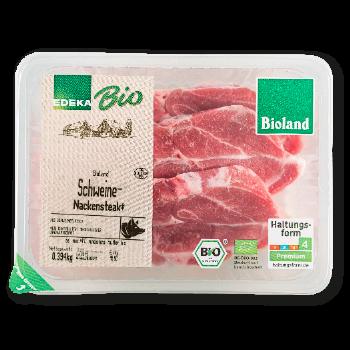 EDEKA Bio / Bioland - Bio-Schweinesteak