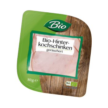 EDEKA - Bio Hinterschinken