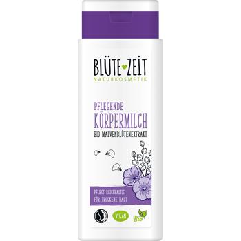 Blüte-Zeit Pflegende Körpermilch