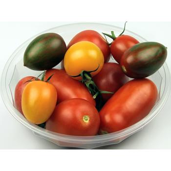 Niederlande - Bunter Tomatensalat