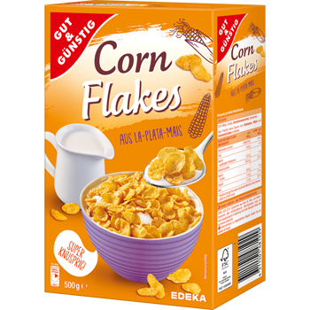 GUT & GÜNSTIG - Corn Flakes