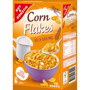 GUT & GÜNSTIG - Corn Flakes