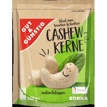 GUT & GÜNSTIG - Cashew-Kerne