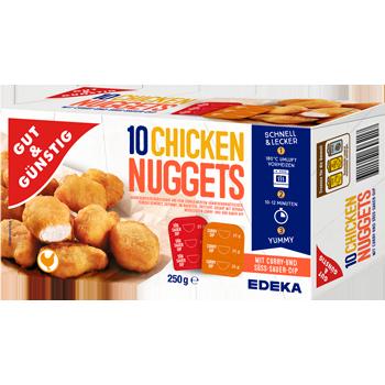Gut & Günstig - Chicken Nuggets