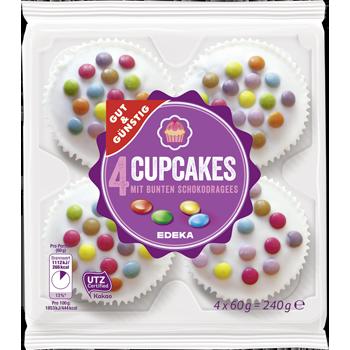 GUT & GÜNSTIG - Cupcakes