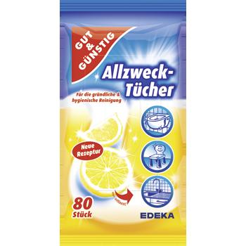 GUT & GÜNSTIG - Allzweck-Tücher
