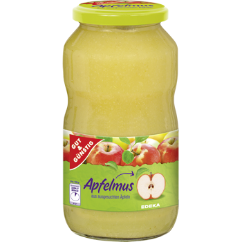 GUT & GÜNSTIG - Apfelmus