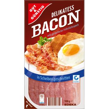 GUT & GÜNSTIG - Delikatess Bacon
