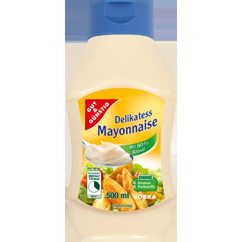 GUT & GÜNSTIG - Delikatess Mayonnaise