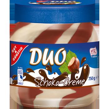 Duo Schoko-Creme