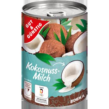 Kokosnuss-Milch