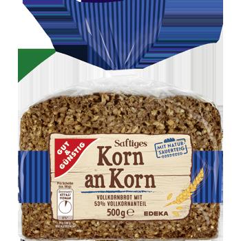 GUT & GÜNSTIG - Saftiges Korn an Korn