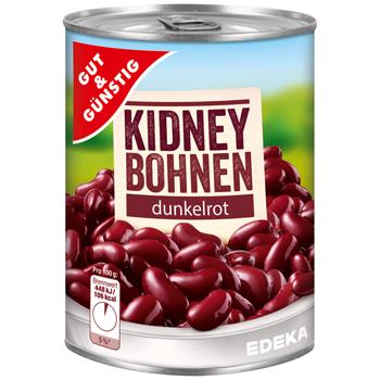 GUT & GÜNSTIG - Kidney Bohnen