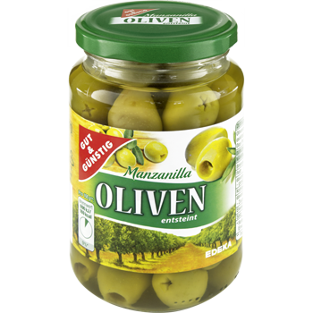 GUT & GÜNSTIG - Oliven