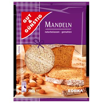 GUT & GÜNSTIG - Mandeln