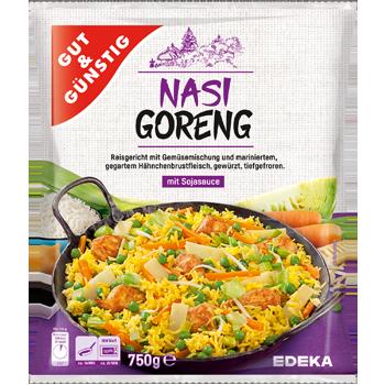 GUT & GÜNSTIG - Pfannengerichte