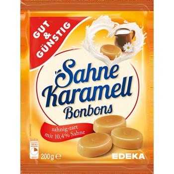 Sahne Karamell Bonbons